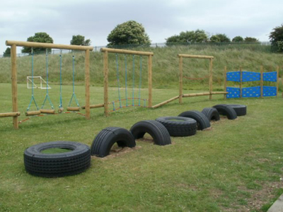 Dig It Projects - Tyre Park