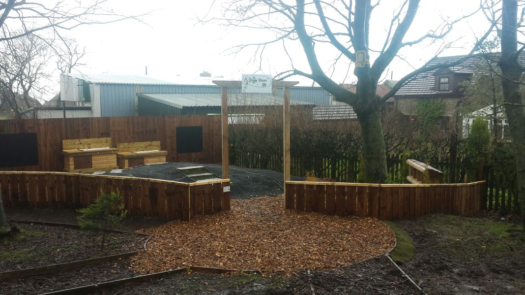 Dig It Projects - Woodlands Primary School Wildlife Area