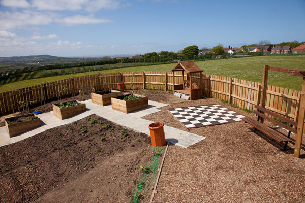 Develop Your Outdoor Provisions Or An Allotment Style Garden